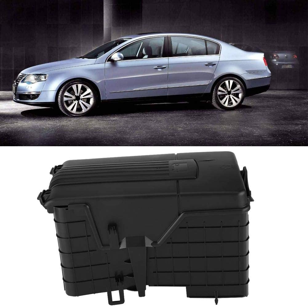 Kimiss Car Battery Cover Battery Cover Dust Protection Box For Mk5 Mk6 2006 2014 Mk5 Mk6 2005 2013 Auto
