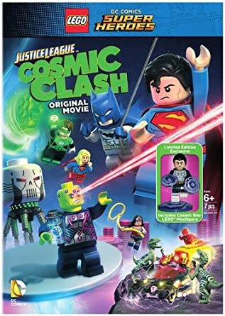 Amazon.com: LEGO DC Comics Super Heroes: Justice League: Cosmic ...