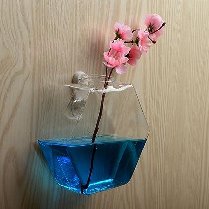 Amazon Hanging Glass Vase Decorative Fish Terrarium Flower