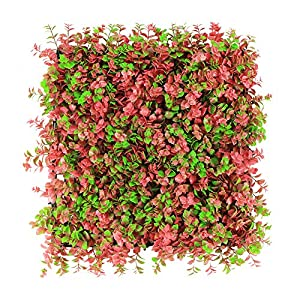 ULAND Artificial Hedges Panels, Outdoor Greenery Ivy Privacy Fence Screening, Home Garden Wedding Decoration 8
