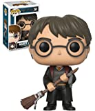 Harry Potter Pop! Figurine Éclair de feu et Plume