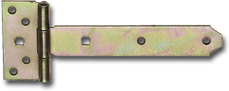 Stahl gelb passiviert Sonneck Work 426504 Kreuzgeh/änge 400 mm