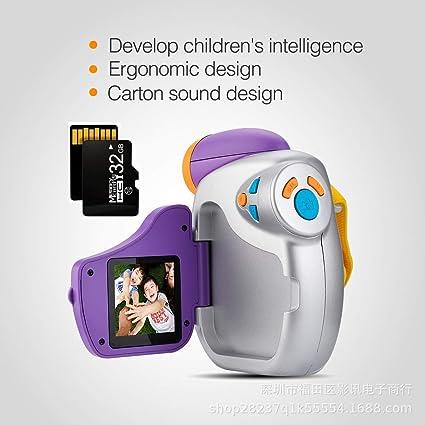 Amazon.es: Cámara digital for niños, cámara HD for niños ...