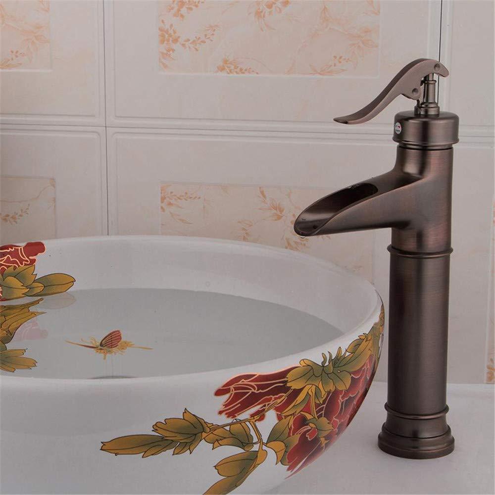 Decorry Antike VerGoldete Wasserhähne Klassischen Europäischen Stil Modemix Wasserhahn Sanitär Waschbecken Wasserhahn