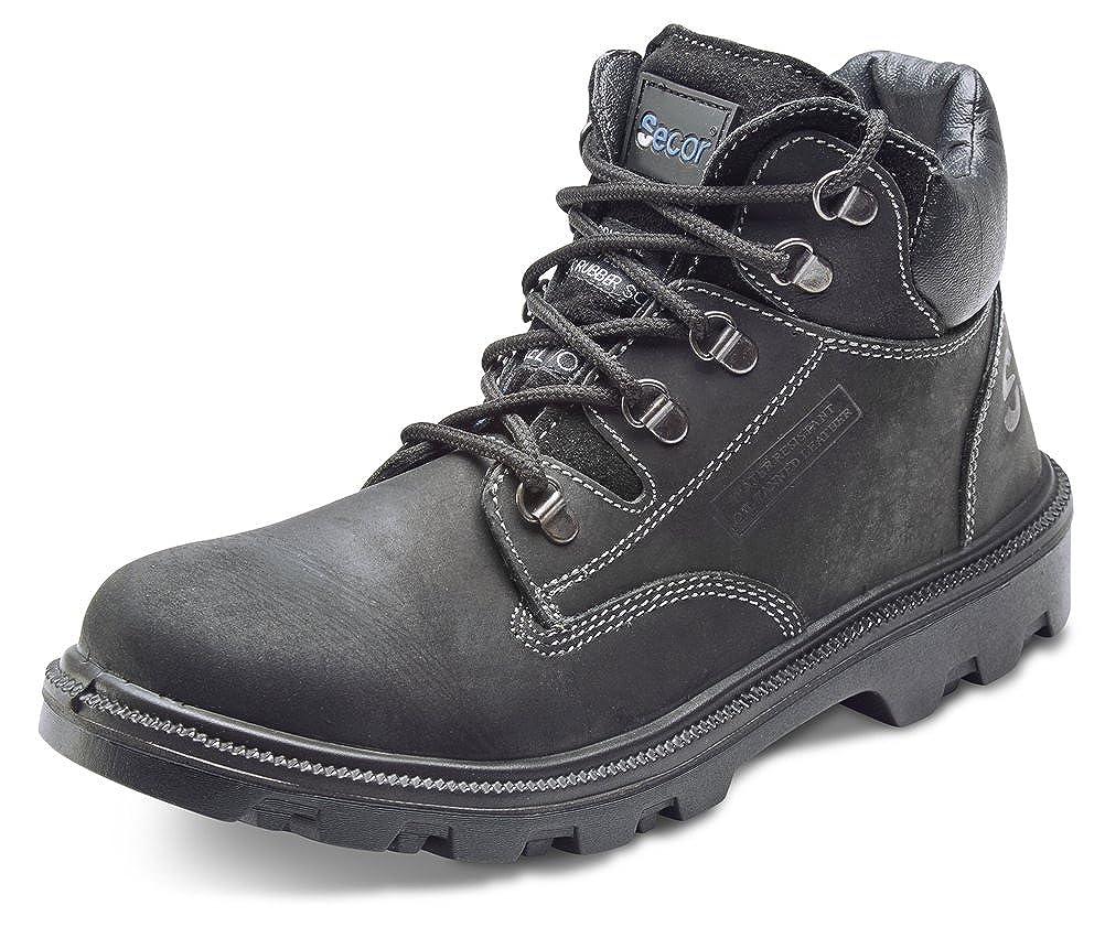 B-Click Footwear - Botas chukka de cuero hombre