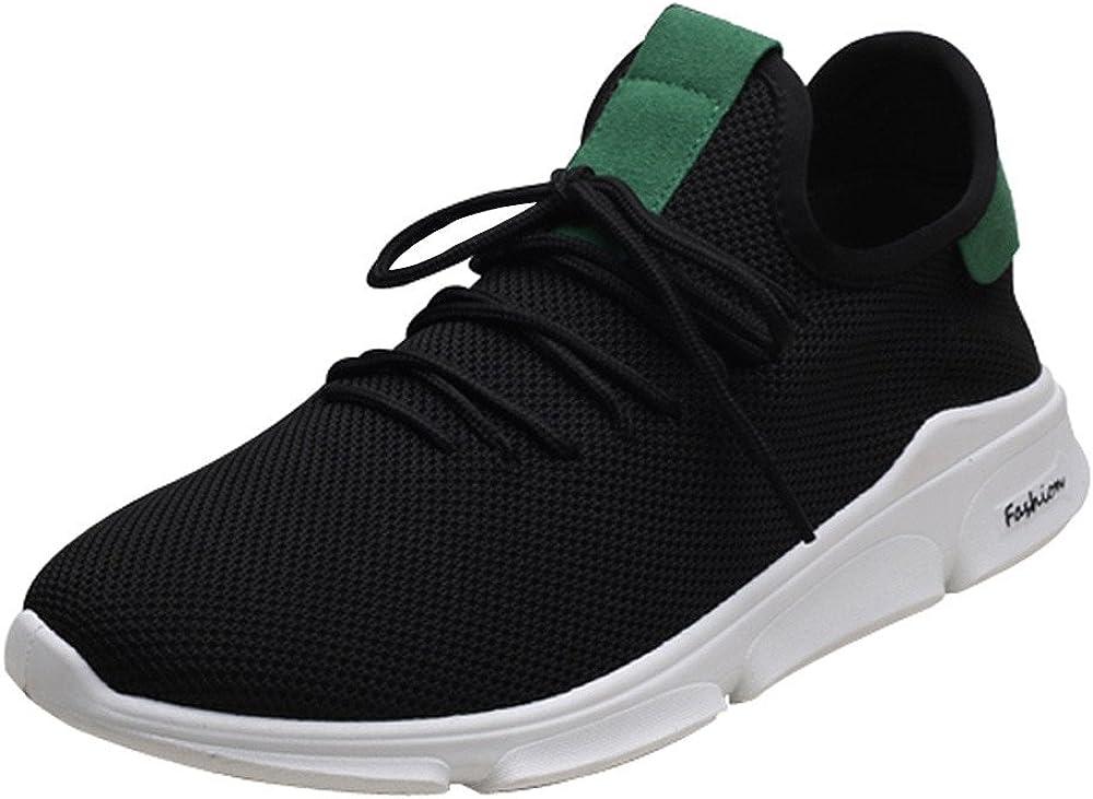 Resplend_Schuhe - Zapatillas de Running de Malla para niña, Color Verde, Talla 43 EU: Amazon.es: Zapatos y complementos