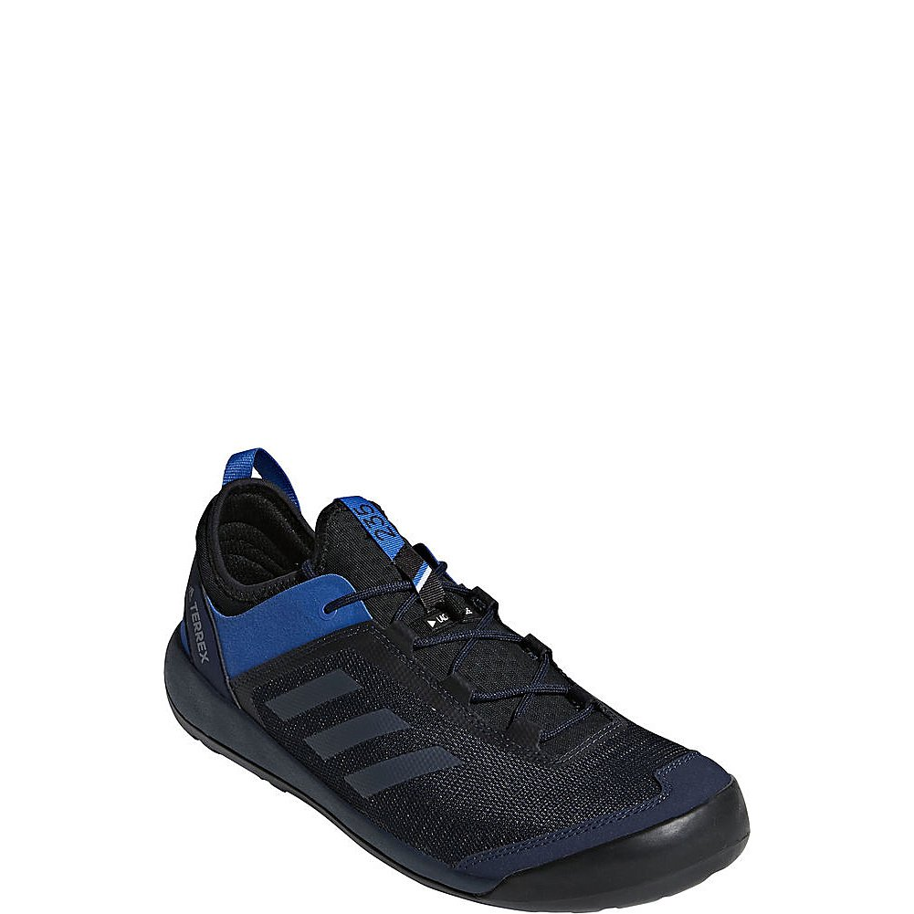 4ec9e19447f47 adidas outdoor Men's Terrex Swift Solo Collegiate Navy/Grey Three/Blue  Beauty 9 D US