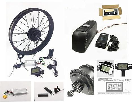 Kit de conversión de motor de rueda trasera para bicicleta ...