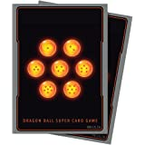 Ultra Pro Abysse Corp_ACCDBS001 Pc Super-Dragon Balls Protector Sleeves (65Ct) X5, Multi Colour