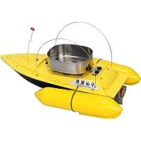 ILov Mini Rc Bait Fishing Boat Anti Grass