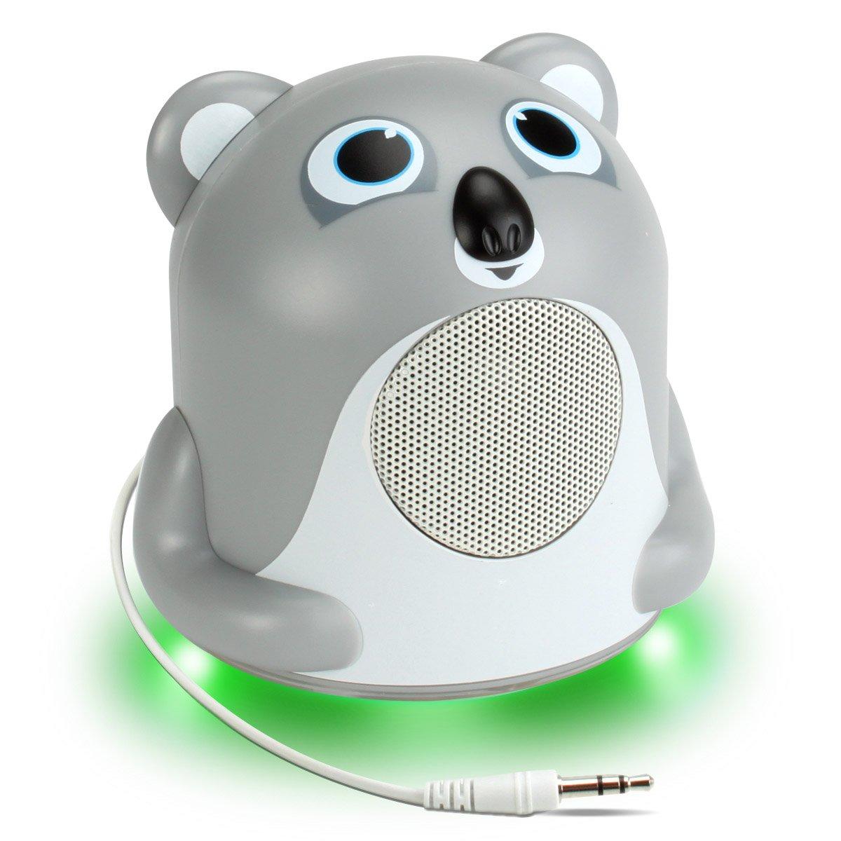 amazon com mini cute animal battery powered portable speaker with
