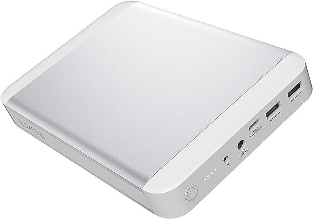 36000 Mah Usb C Type C Power Bank For Macbook Amazon De Computers Accessories