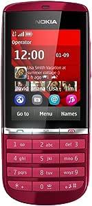 """Nokia Asha 300 - Móvil libre (pantalla de 2,4"""" 320 x 240"""