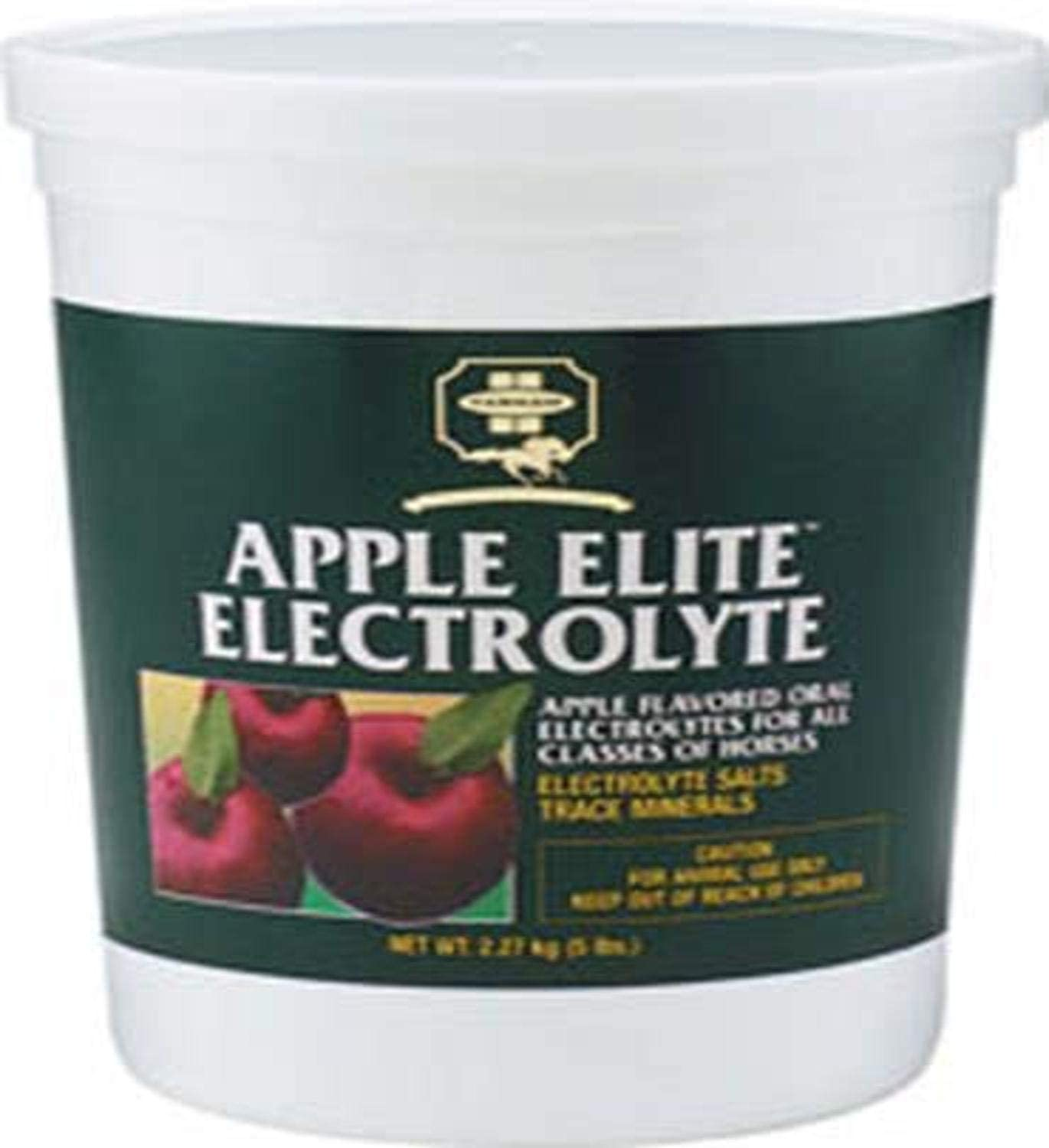 Farnam Apple Elite Electrolyte, 5 lbs : Horse Nutritional Supplements And Remedies : Pet Supplies