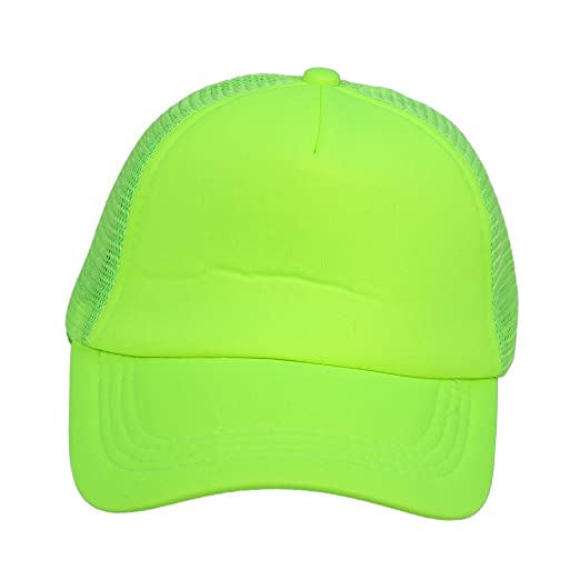 Jtc Mesh Race Running Outdoor Sports Hat Caps Neon Green at Amazon ... feba305e2e2
