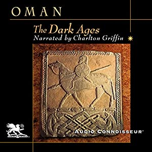 The Dark Ages: 476-918 Audiobook