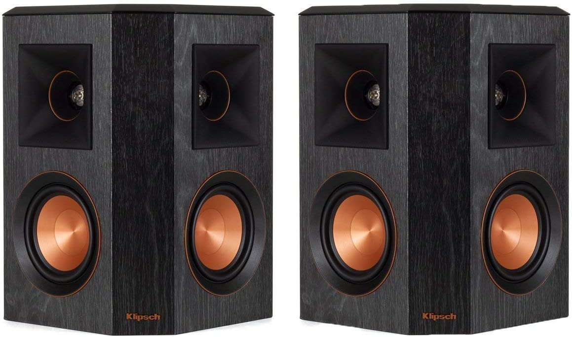 Klipsch RP-402S Reference Premiere Surround Speakers - Pair (Ebony)