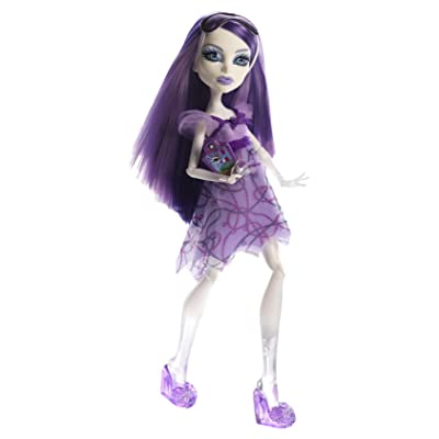 Monster High Dead Tired Spectra Vondergeist Doll: Toys & Games