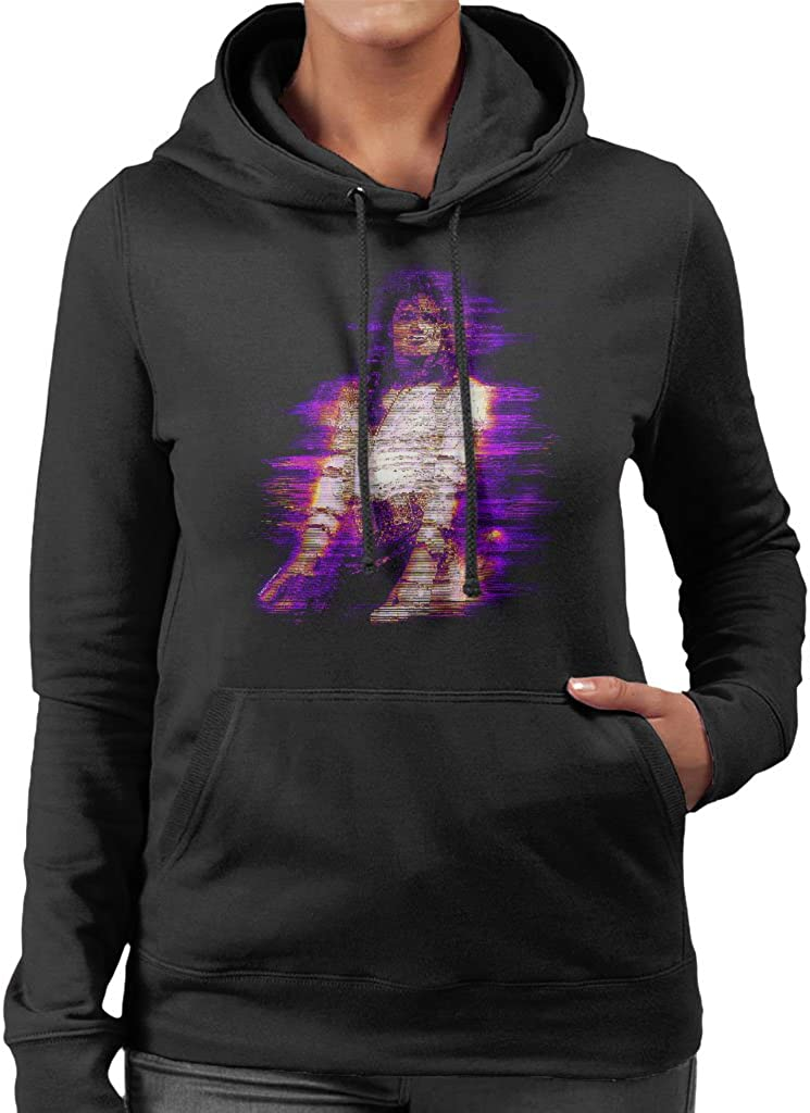 POD66 Michael Jackson Bad World Tour 1988 Purple Flare Kids T-Shirt