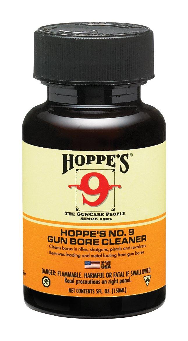 Hoppe's No. 9 Gun Bore Cleaner, 5 oz. Bottle