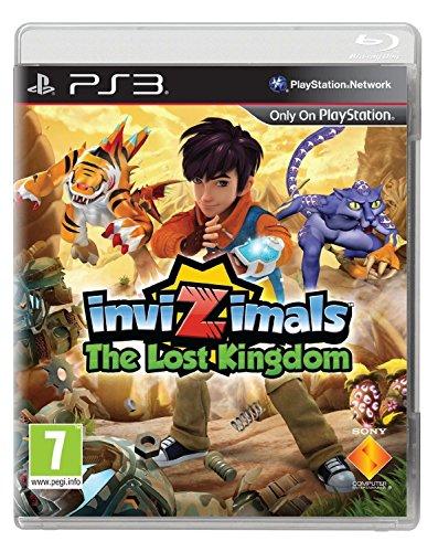 Invizimals: The Lost Kingdom [Playstation 3, PS3]