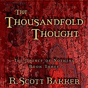 The Thousandfold Thought Hörbuch