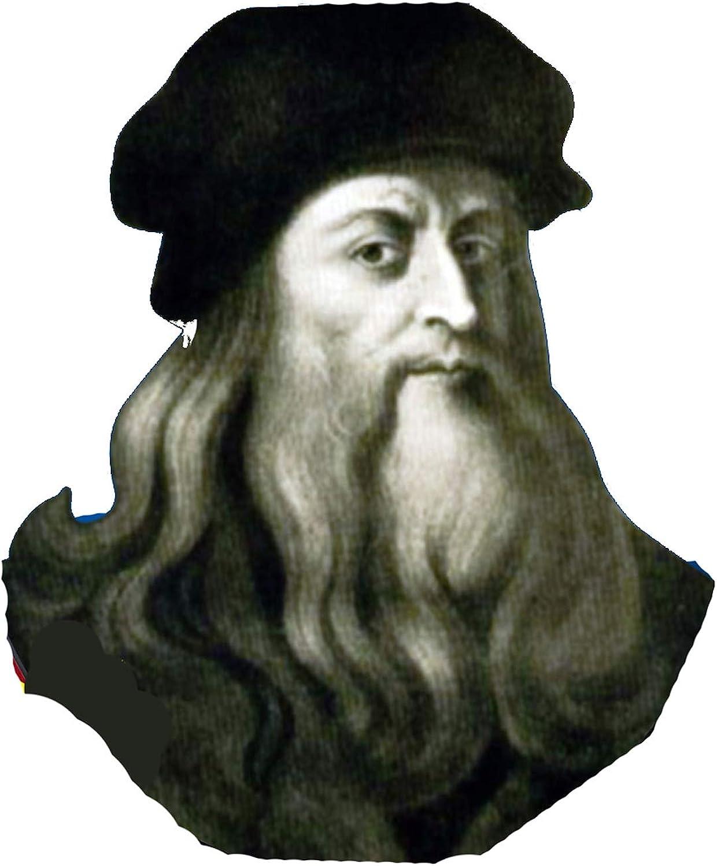 Forum Novelties Disfraz de Leonardo da Vinci kit 70762 - Multi ...