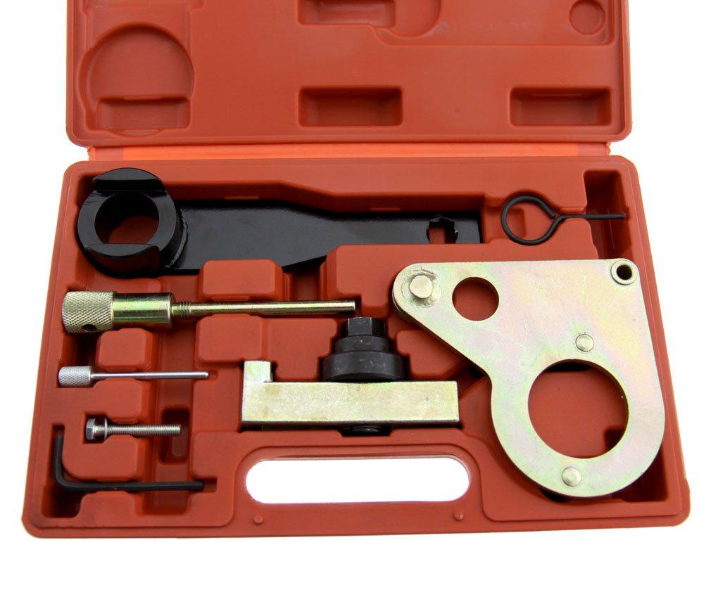 8pcs motores Timing Cigüeñal Cigüeñal lockingtool Set para Nissan, Renault, M9R: Amazon.es: Hogar