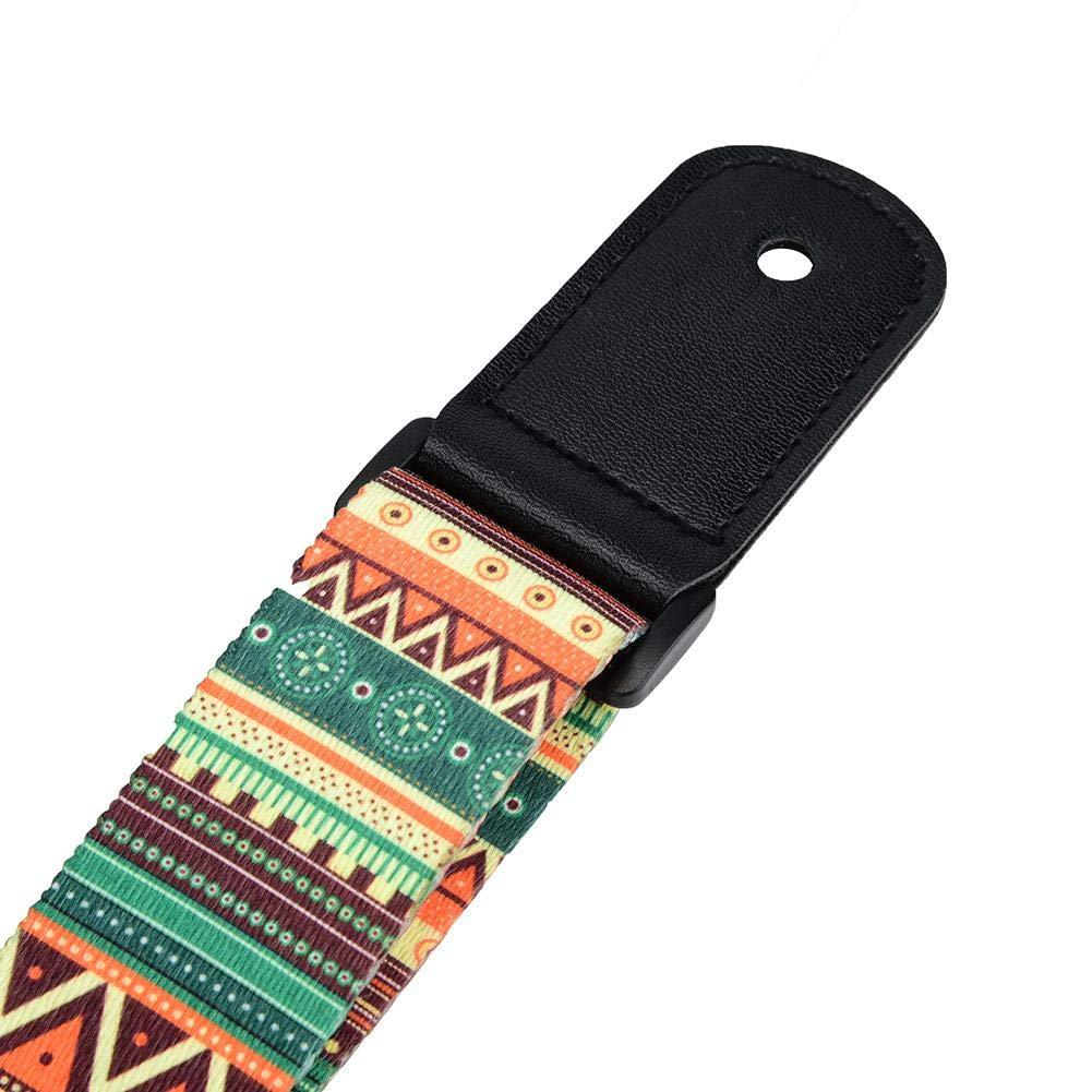 Ukulele Strap RiToEasysports Adjustable Ukulele 4 String Hawaii Guitar Shoulder Neck Strap Hawaiian Style Accessory Portable
