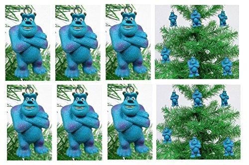 monsters inc christmas ornaments - 6