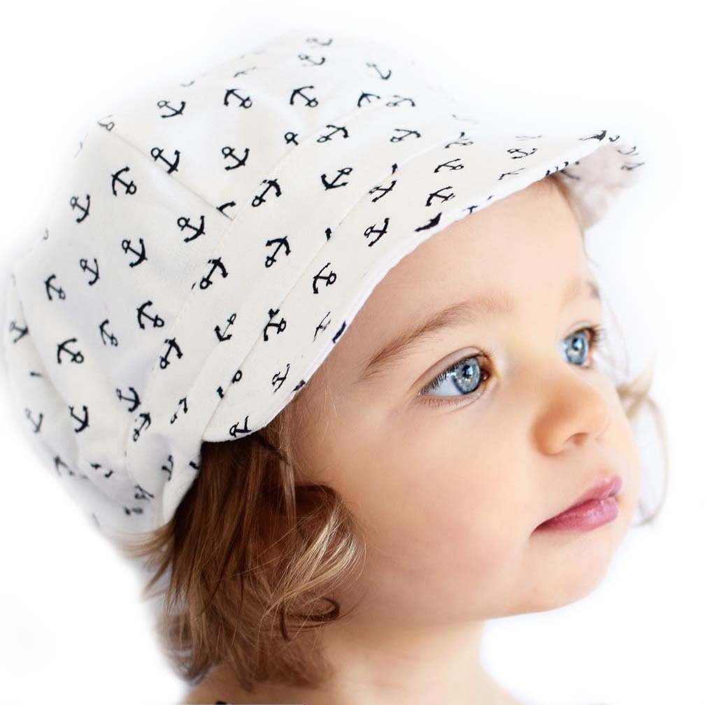 97c39cc01be5d Amazon.com  Toddler newsboy cap for spring summer fall - adjustable 50+ UPF  sun hat(M  9m - 3Y