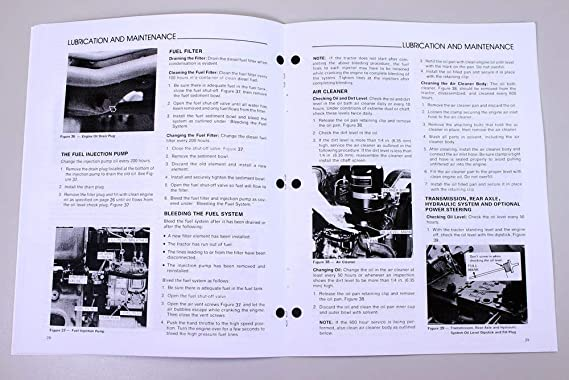 Heavy Equipment Manuals & Books FORD 1700 TRACTOR OWNERS