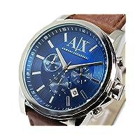 アルマーニ エクスチェンジ クオーツ クロノ メンズ 腕時計 AX2501 ブルー[並行輸入品]