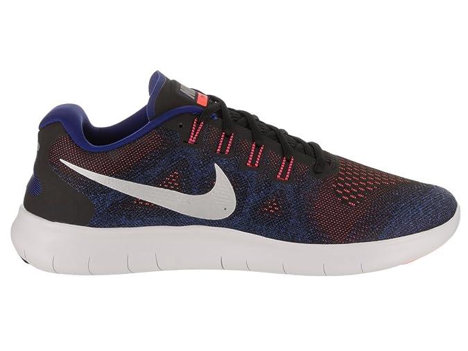 4b625f99146b3 Nike Men s Free Rn 2017 Running Shoes  Amazon.co.uk  Shoes   Bags