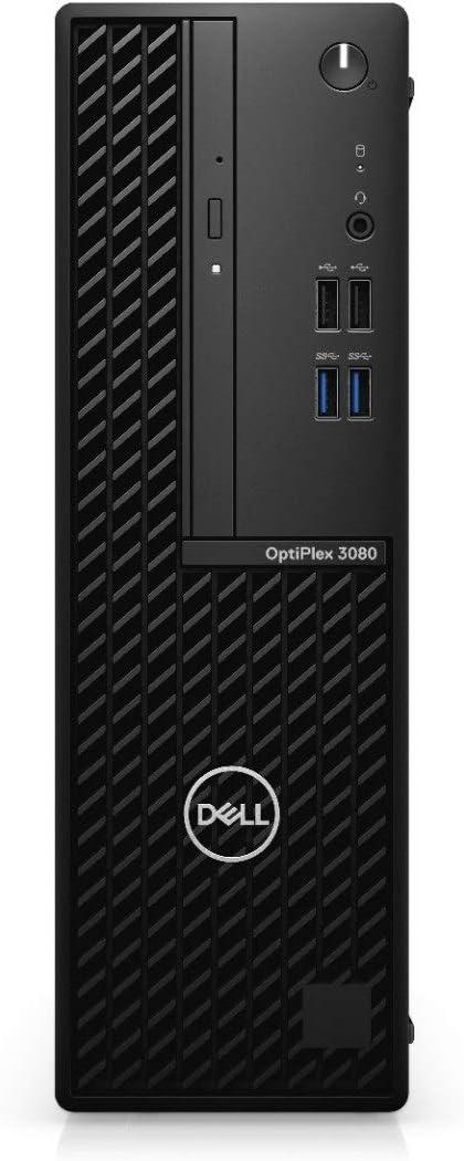 CUK OptiPlex 3080 Small Form Factor Desktop (Intel Core i9, 64GB DDR4 RAM, 1TB NVMe SSD + 3TB HDD, DVD-RW, Windows 10 Pro) SFF Business PC Computer (Made_by_Dell)