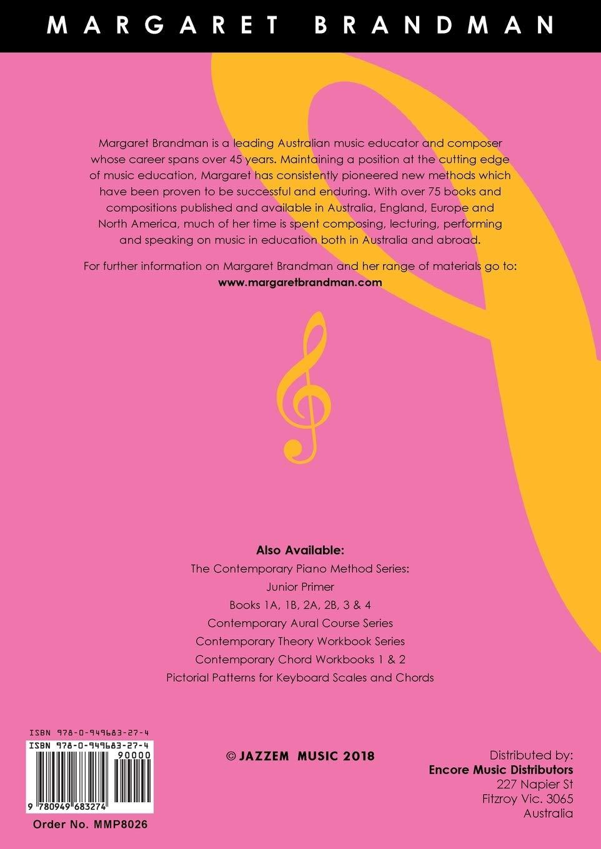 Contemporary Piano Method Book 3: Amazon.es: Brandman, Margaret Susan: Libros en idiomas extranjeros