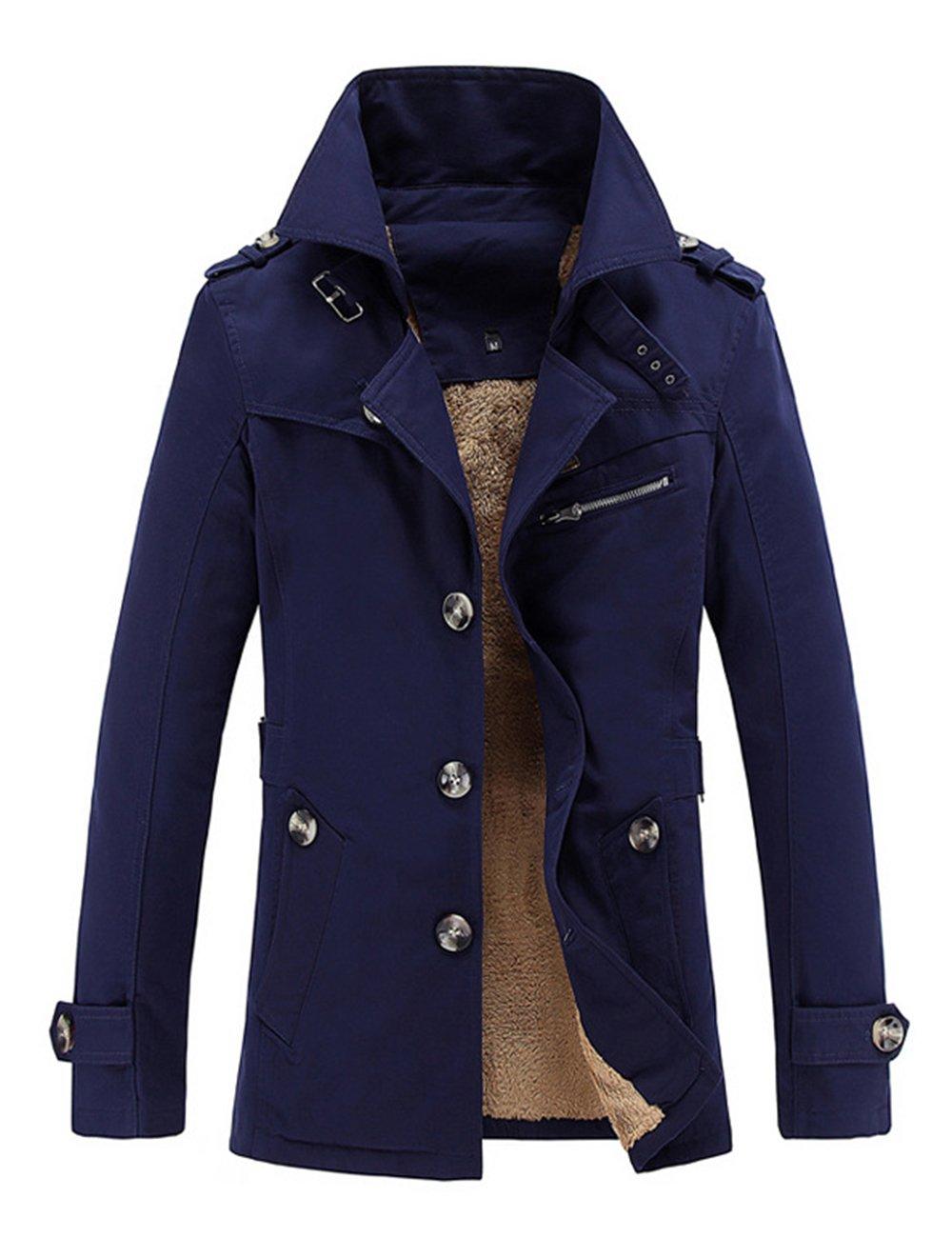 Menschwear OUTERWEAR メンズ B075FCM4NC 3L|ブルー ブルー 3L