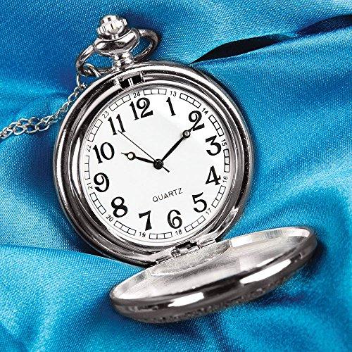 Ben Franklin Half Dollar Pocket Watch -  The Matthew Mint, SW-227