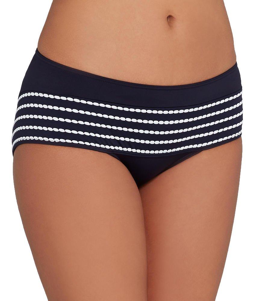 Damen Bikini-Short Croisette Nac