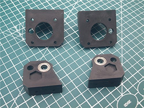 3D Printing & Scanning Mustwell 1set Prusa i3 Solid Fixed Z