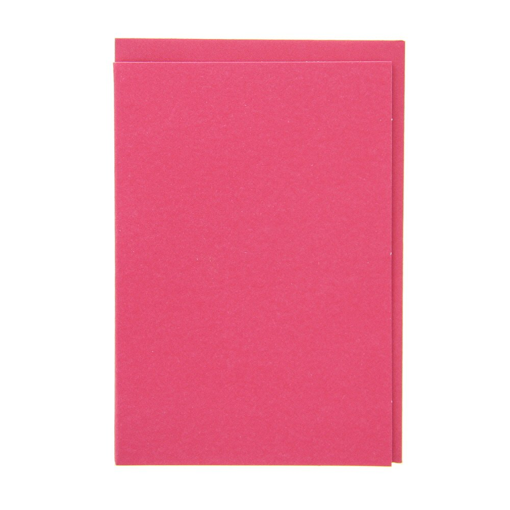 American Crafts Ms. Sparkles & Co. Paperie Cards and Tags Set - Stationery, Arts and Crafts Material - Fuchsia