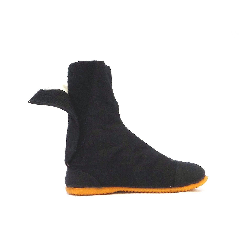 Child's Ninja Shoes, Tabi Boots, Jikatabi, Rikio Tabi/ Travel Bag (JP 22 approx US 3 EU 33) by Tabi Shoes / Socks