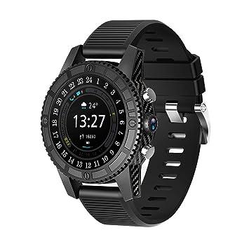 Docooler IQI I7 4G Reloj Inteligente IP67 a Prueba de Agua 1 + 16G Android 7.0 Pago de Frecuencia Cardíaca GPS Soporte WiFi BT 4G LTE 2G Pulsera ...