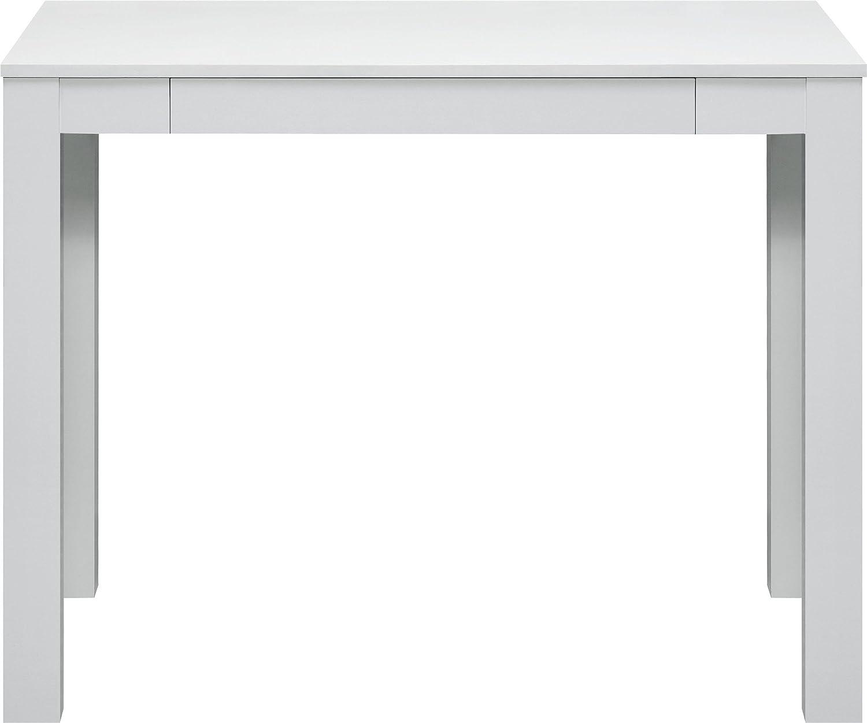 White Desk Table Part - 21: Amazon.com