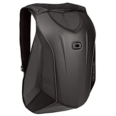 OGIO 123007.36 No Drag Mach 3 Motorcycle Backpack - Stealth Black: Automotive