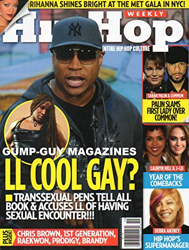 Hip Hop Weekly - LL Presumptuous Gay?