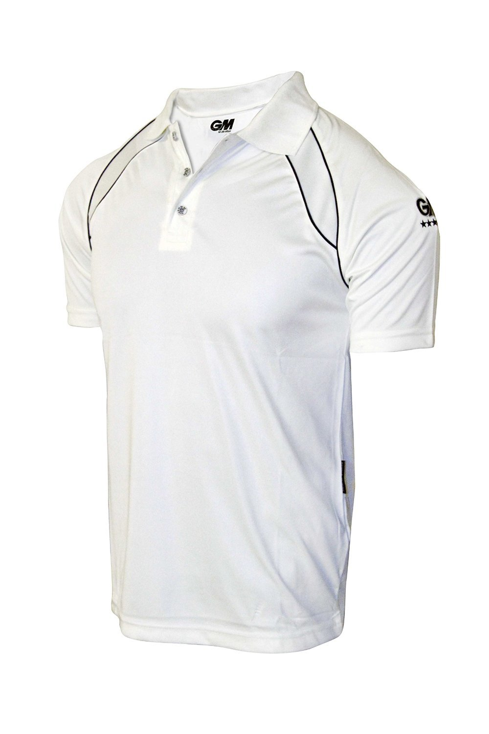 Cricket t shirt white - Buy Gm 7205 Cricket T Shirt Half Sleeve Online At Low Prices In India Amazon In
