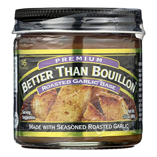 Expert choice for better than bouillon garlic