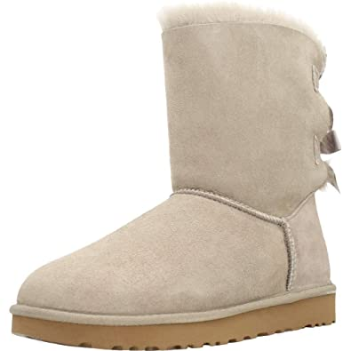 37 Ugg Oyster 1016225 Ii Bottes Bailey Eu Taille Bow aqZUa
