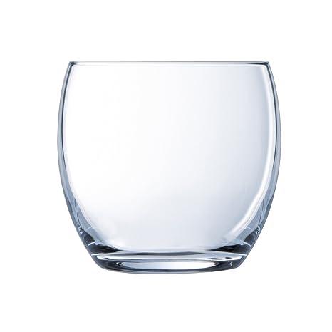 Luminarc 35 Cl Versailles Vasos de Agua, Vidrio sodo
